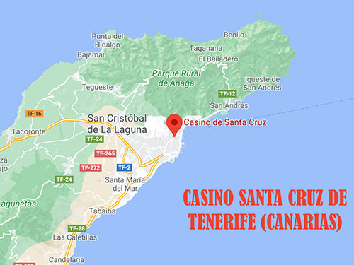 Casino santa cruz de tenerife canarias