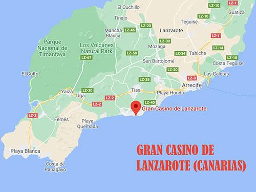 Gran casino de lanzarote canarias