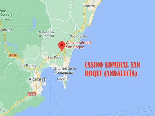 casino admiral san roque andalucía