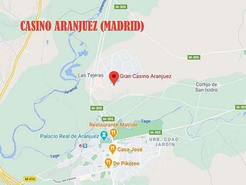 casino aranjuez madrid