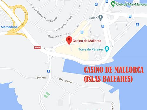 casino de mallorca islas baleares