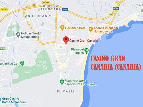 casino gran canaria canaria