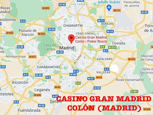 casino gran madrid colón madrid