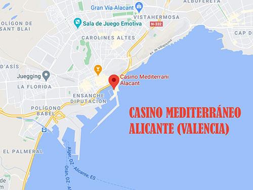 casino mediterráneo alicante valencia