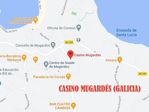 casino mugardés galicia