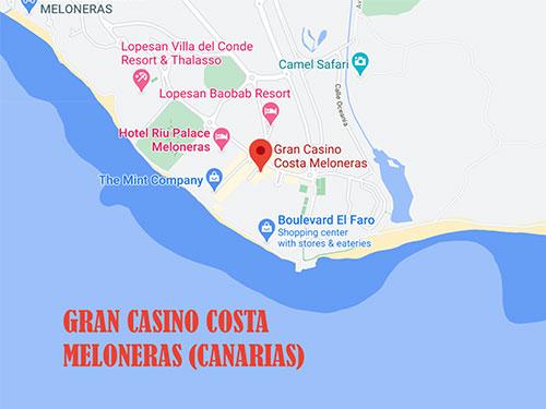 gran casino costa meloneras canarias