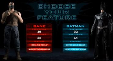 Tragaperras The Dark Knight Rises