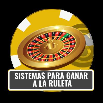 sistemas de ruleta